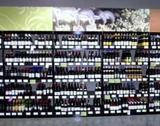 Wine Store Retail Storage Solution