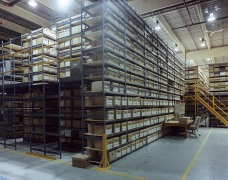 Heavy Duty 2 Tier Archive Shelving