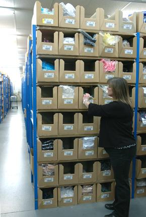 Warehouse Shelving Ezr Solution
